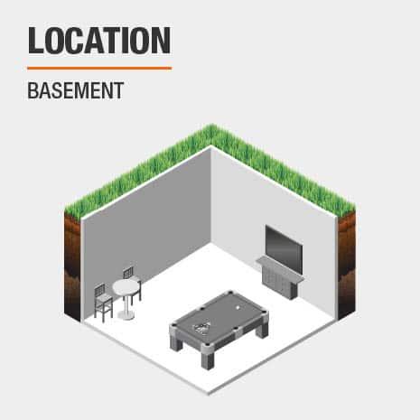 Basement Install