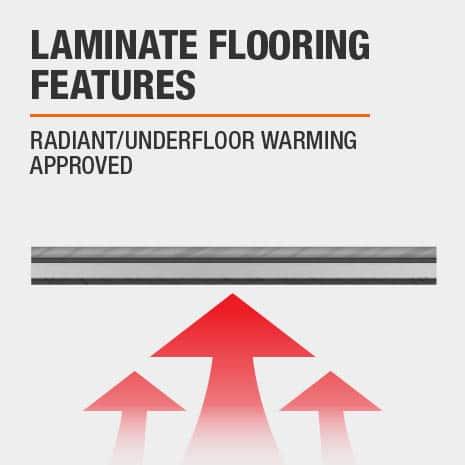 Radiant/Underfloor Warming Approved