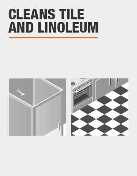tile cleaner, linoleum cleaner