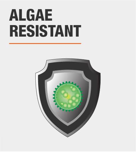 Algae Resistant