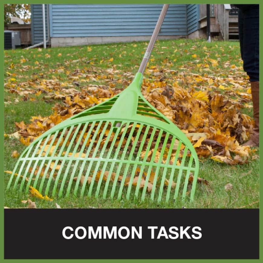 Rakes made for everyday tasks