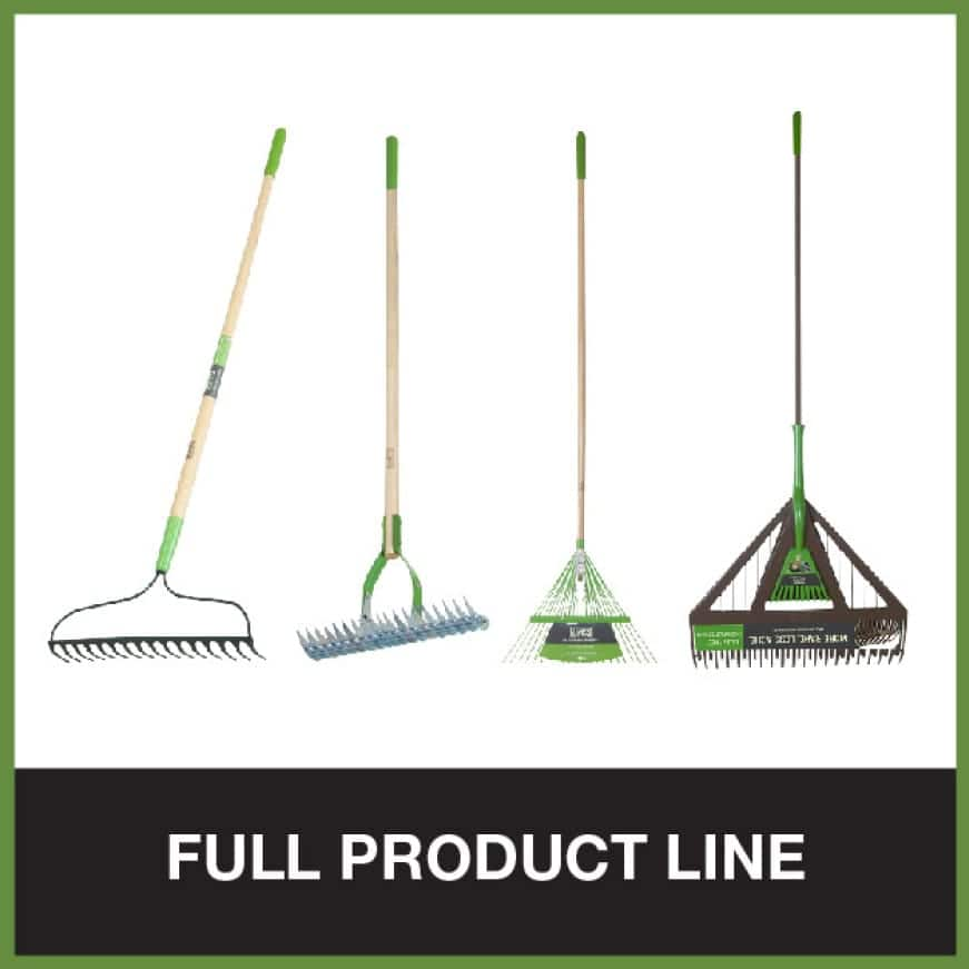 View the AMES rake collection