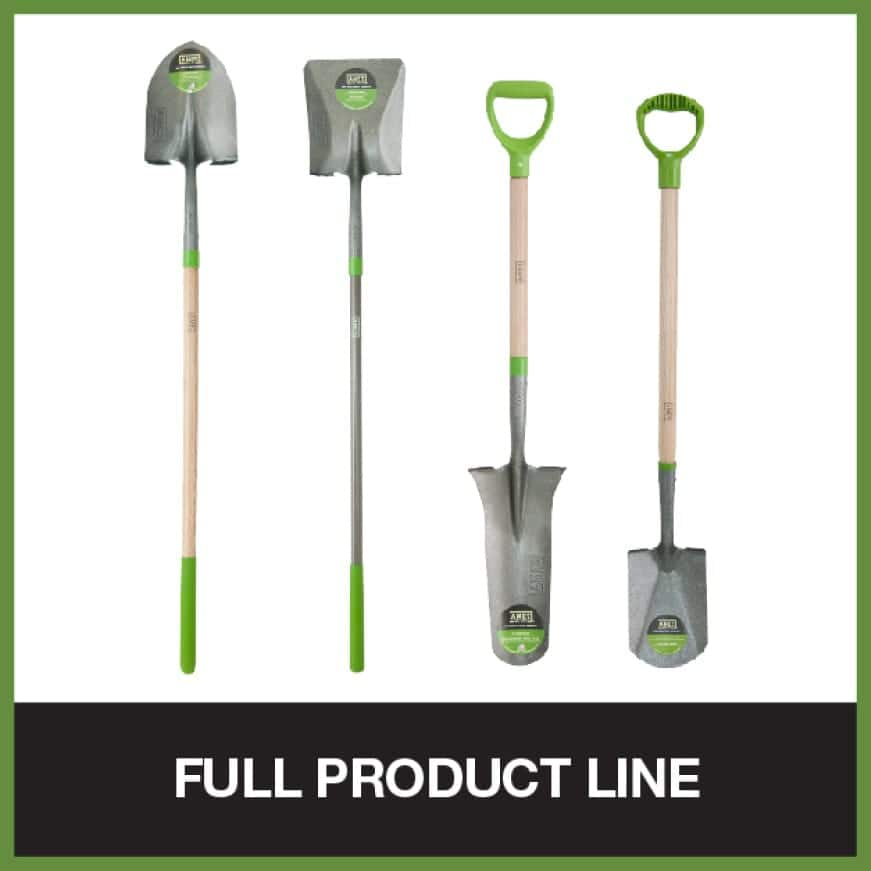 View the AMES shovel collection