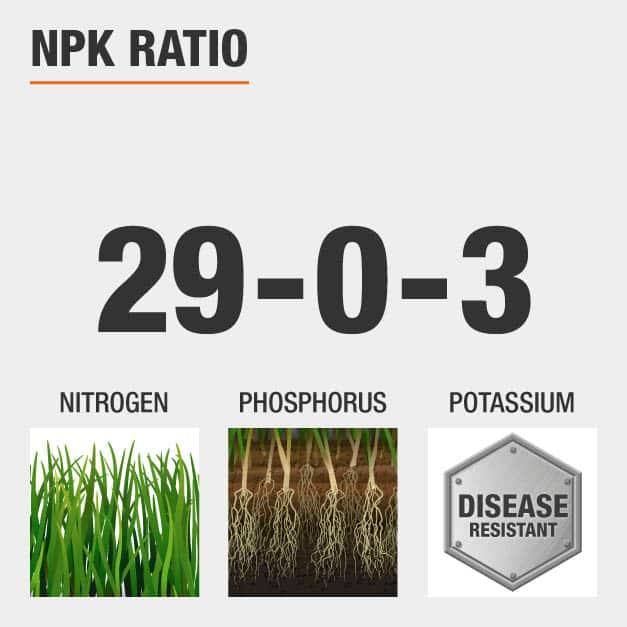 NPK Ratio 29-0-3