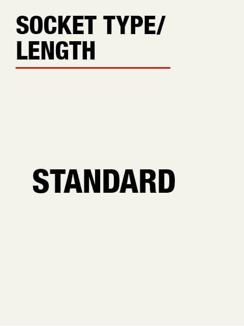 Husky Standard Length Sockets