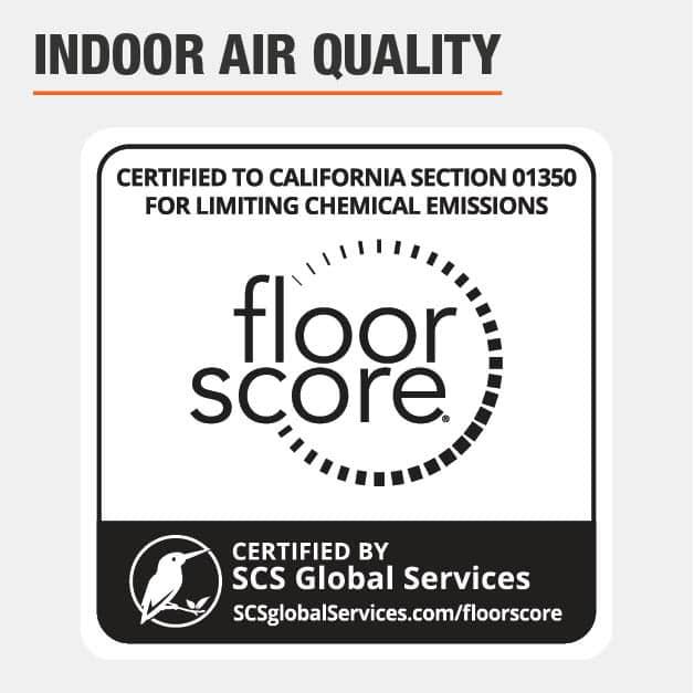 floorscore indoor air quality certified