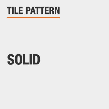 Solid Tile Pattern