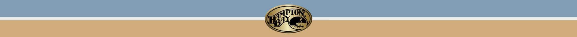 Hampton Bay logo banner