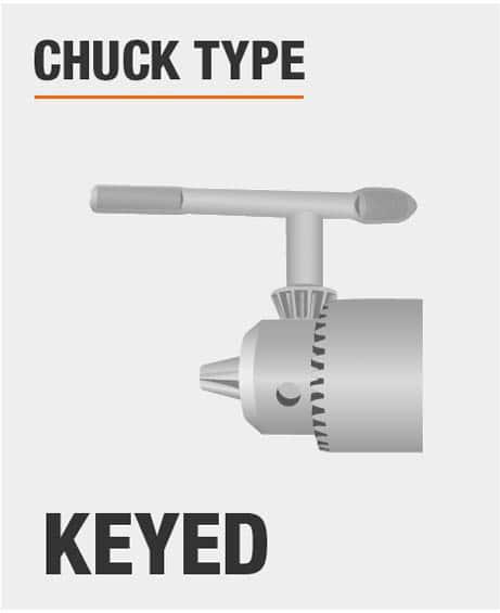 Keyed Chuck Change