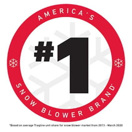 icon showing number 1 brand