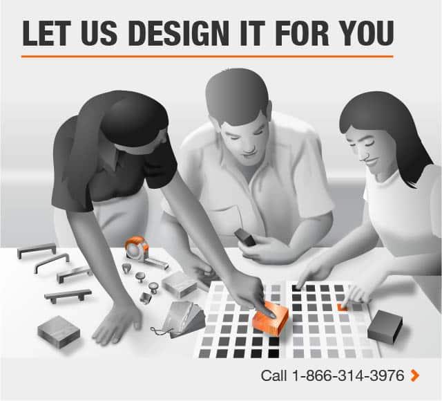Let Us Design it for You