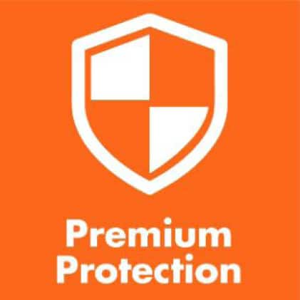 Provides Premium Protection