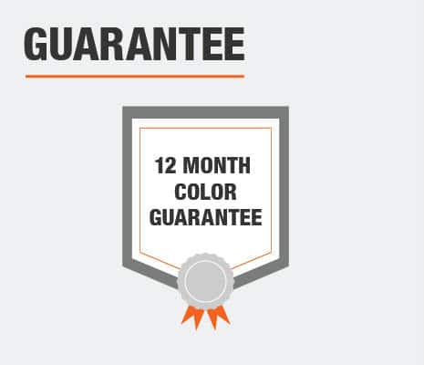 12 Month Color Guarantee