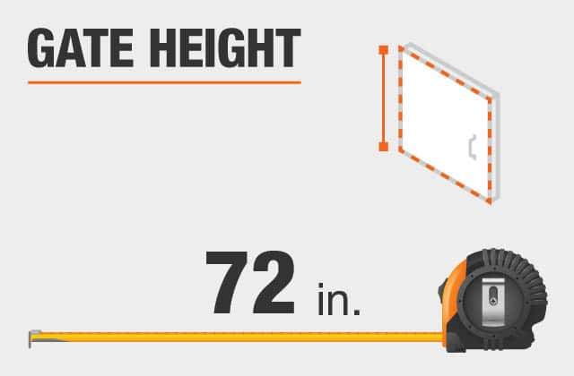 Gate Height
