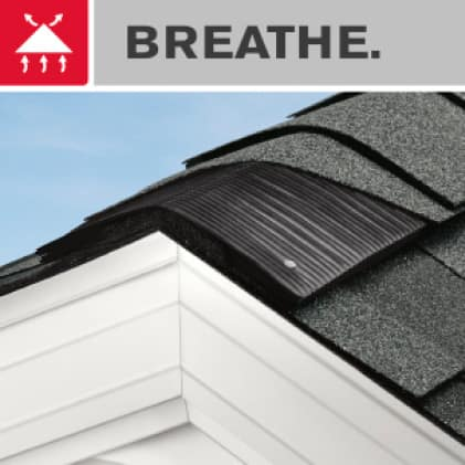 Owens Corning Exhaust Ventilation