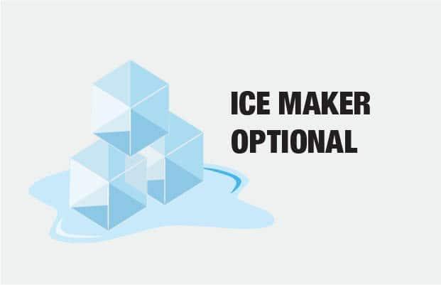 Ice Maker Optional
