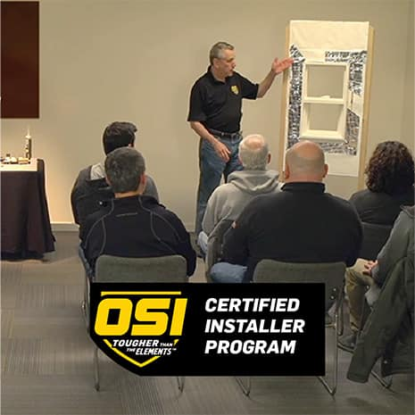 OSI provides professional training resources