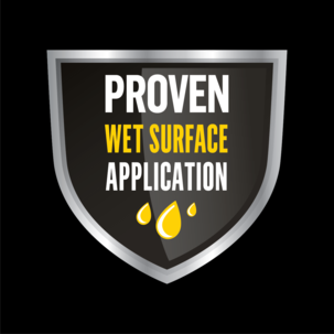 Wet Surface Application