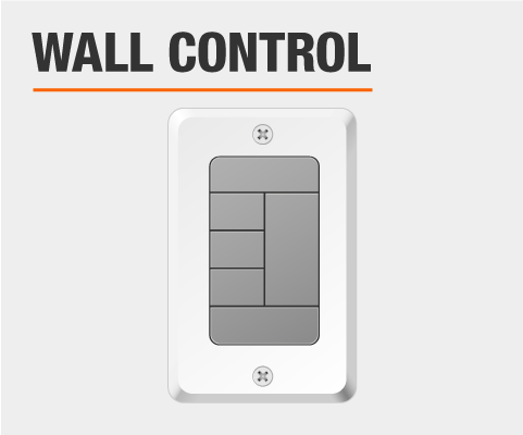 Wall Control is included