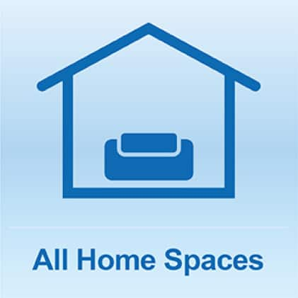 For All Home Spaces