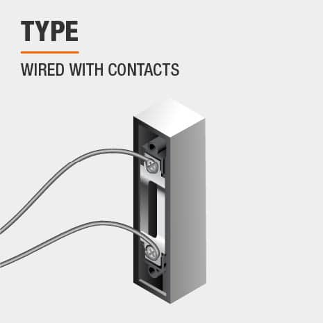 Wired with Contacts
