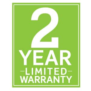 Limited Two-Year Warranty