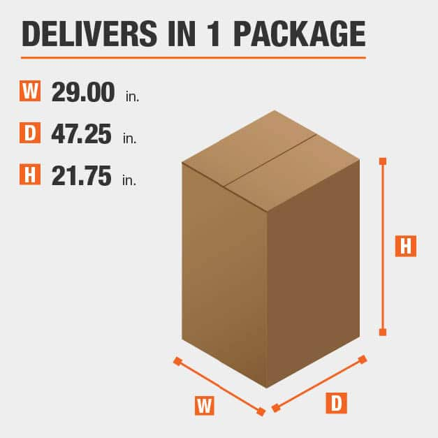 Package Dimensions 29 inches wide 21.75 inches high