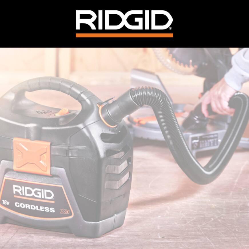 RIDGID Power & Durability