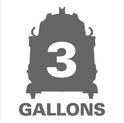3 Gallon Wet/Dry Vac