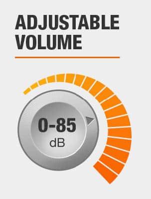 Adjustable Volume