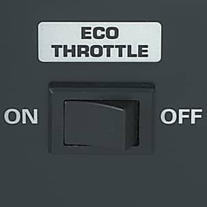 Photo of Honda Eco Throttle that helps with fuel efficiency