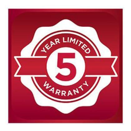 5 Year Limited Warranty, Delta Pivot Shower Doors