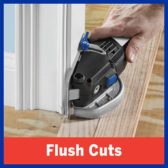 Flush Cutting App Image