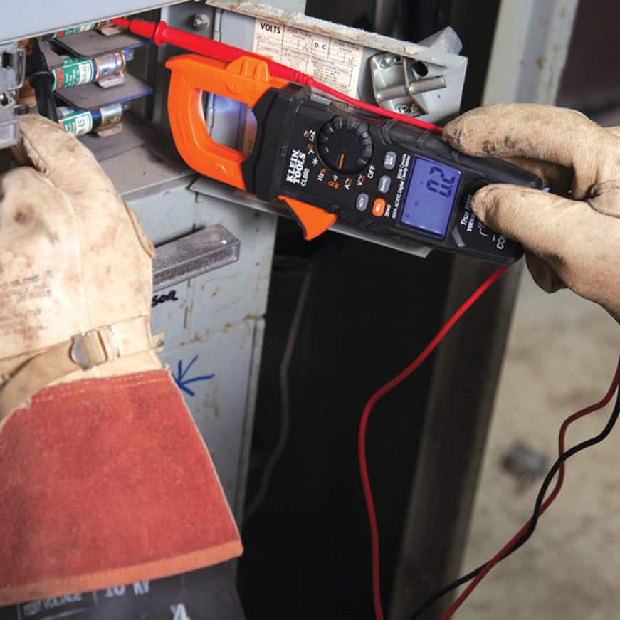 Klein Clamp Meters are Packed with Superior Capabilities and Functionality