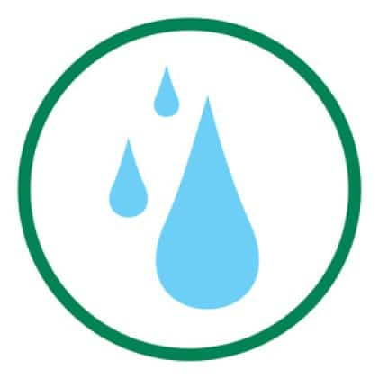 Watering Plants Tips icon.