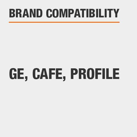 Replacement for select GE, Cafe, Profile branded refrigerators