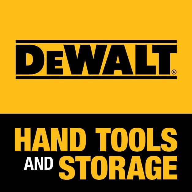 DWHT74428 Straight Jaw Push Lock Pliers Set (2-Piece)