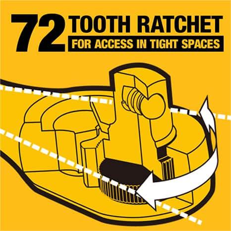 DWMT73811 1/4 in. Drive Socket Set (20-Piece)