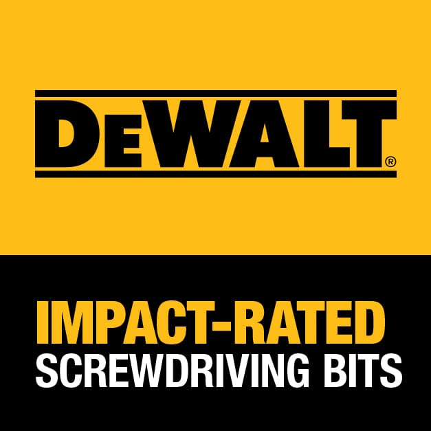 DEWALT continues to design and optimize professional jobsite solutions for the toughest jobsite conditions.