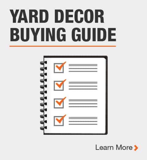 Yard Decor Buying Guide