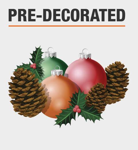 Pre-Decorated