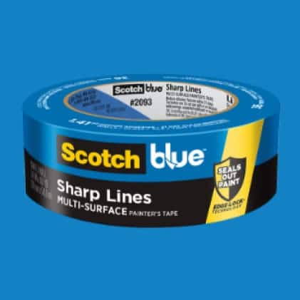 Use on: Walls, Trim, Baseboards, Tile and Glass
