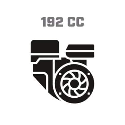 Icon image of 192cc engine
