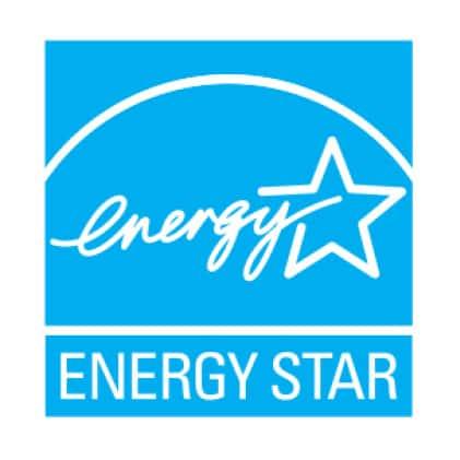 The Energy Star logo.