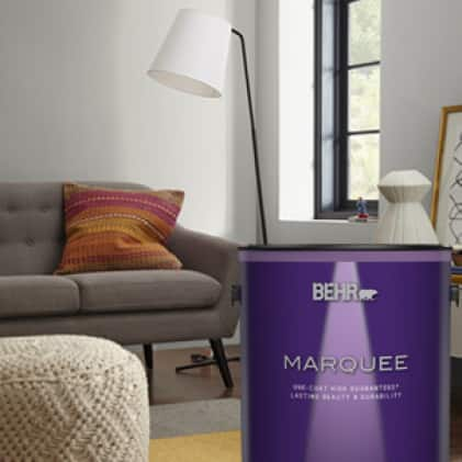 BEHR MARQUEE Interior Eggshell can