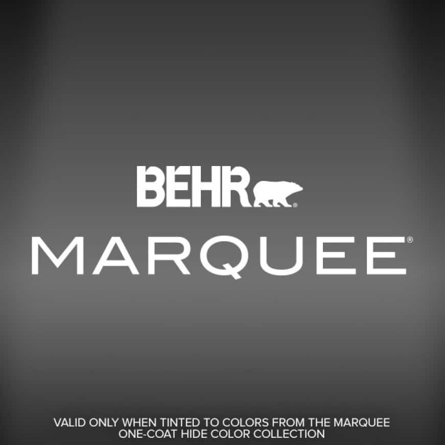 BEHR MARQUEE logo