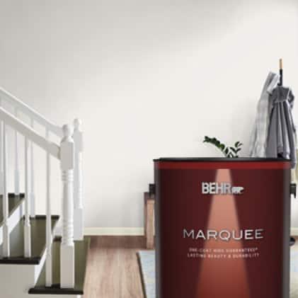 BEHR MARQUEE Interior Matte can