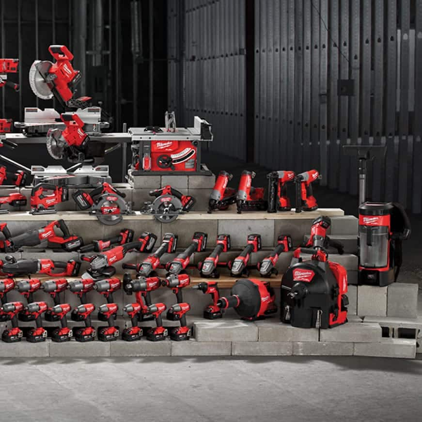 M18 FUEL tools offer the best combination of technology for best in class performance.