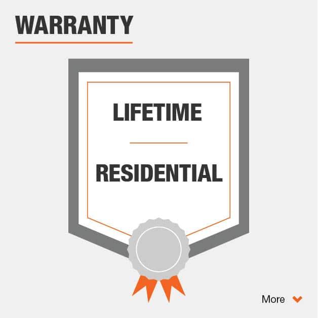 warranty lifetime residential