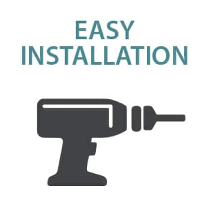 Cabinet Hardware Easy Installation